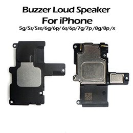 Wholesale loud speaker ringer buzzer - For iphone Original Loud Speaker For iPhone 6S 4.7inch 6S plus 5.5inch Loudspeaker Buzzer Ringer Flex cable Ribbon Replacement