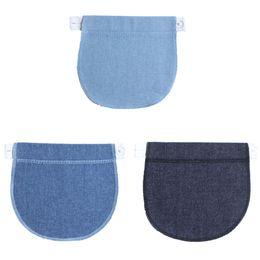 Полоски для беременных онлайн-Maternity Belly Band Pregnancy Waistband Extender Women Adjustable Elastic Pants
