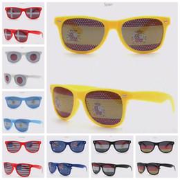f4c0afc0c 2018 fãs do festival de futebol da copa do mundo óculos de sol para a  bandeira nacional bar fãs do partido óculos de sol athletic eyewear gga252  500 pcs