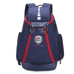16589a59cf Sacs à dos de basketball Nouveaux packs de l'équipe olympique des  États-Unis Sacs à dos pour hommes Sacs grande capacité de formation étanche Sacs  de voyage ...