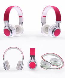 Montage du joint en Ligne-Meilleur vendeur outillage de jeu écouteur monté tête pliable casque casque avec boîte de vente au détail scellé avec microphone