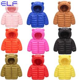 2019 abrigo de chaleco de algodón para niños Chaleco de los niños niños niñas chaleco de invierno de Corea niños abajo algodón otoño abrigo bebé niño cálido algodón top sin mangas chaqueta abrigo de chaleco de algodón para niños baratos