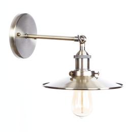 Appareils électroménagers en gros pour ampoules edison en Ligne-Usine En Gros Loft Industriel Applique Applique Vintage Edison ampoule lamparas de pared lumières lampen bougeoir
