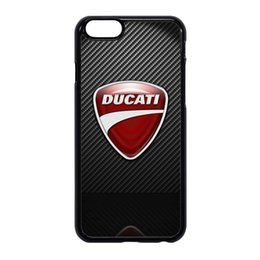 Ducati logotipo phone case para iphone 5c 5s 6 s 6 mais 6 splus 7 7 plus samsung galaxy s5 s6 s6ep s7 s7ep de