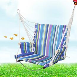 Wholesale outdoor adult swings - Hot selling indoor and outdoor essential artifact adult children's indoor swing hammock dormitory rocking swing