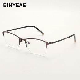 0ecee1563c7b BINYEAE 2013 Half Rim Women Eyeglasses Frame for Woman Fashion Eyewear  Optical Glasses
