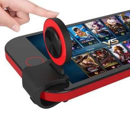 Mini Joystick para teléfono móvil con pantalla táctil ultrafina para teléfono Controlador de juegos Arcade Joystick táctil para teléfonos Android con iPhone desde fabricantes