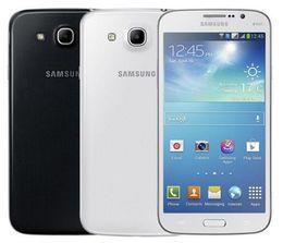 Mega-handys online-Refurbished Original Samsung Galaxy Mega 5,8 I9152 3G Handy Dual Core 5,8 Zoll Ram 1,5 GB Rom 8 GB 8MP Dual SIM