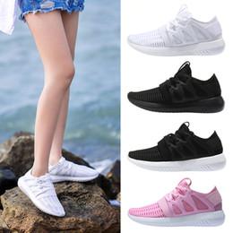 d4c27a29d40b8 Chaussures de course pour hommes de haute qualité TUBULAR VIRAL W Sneakers  amant hommes femmes noir blanc rose mode été chaussures de sport homme
