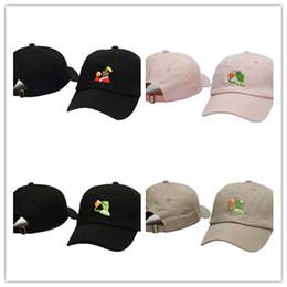 Kermit Keiner Of My Business Strapback Hut Frosch Trinken Tee Emoji Mem Kappe