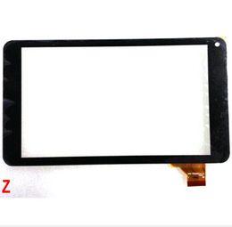 "планшетный планшет Скидка Wholesale- New 7"" Prestigio MultiPad Thunder 7.0i PMT3377 Tablet touch screen panel Digitizer Glass Sensor replacement Free Shipping Track"