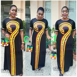 2018 Taille (L-3XL) Dashiki Africain Nouveau Dashiki l Design De Mode Super Élastique Partie Plus Taille Pour Dame ? partir de fabricateur