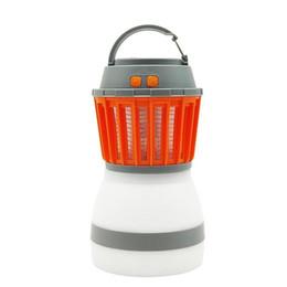 Outils solaires en Ligne-Camping Lantern Led Light Moustique Insecte Tueur Imperméable À L'eau Solaire Led Rechargeable Lights Voyager à L'intérieur Outils Extérieur Équipement 56ap ff