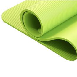 New 4 Utilità Esercizio Yoga Tappetino antiscivolo Pad pieghevole Fitness Fitness Mat Mat 4 colori da