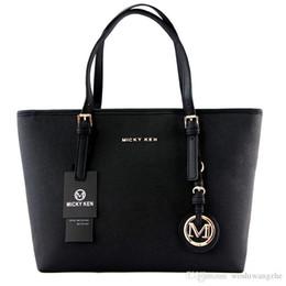 Sacs de designer michael en Ligne-Sacs de femmes de haute qualité MICHAEL KEN dame PU sacs à main en cuir célèbre marque sacs à main sac à bandoulière épaule sac femelle 6821