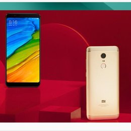 Оптовая сотовый телефон Оригинал Xiaomi Редми 5 плюс 4GB 64GB мобильный телефон Львиный зев S625 Окта ядро MIUI9 5.99