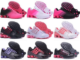 Wholesale Womens Winter Sneaker Boots - Hot Selling 10Color Drop Shipping Wholesale Famous DELIVER OZ NZ Avenue Girls Womens Athletic Sneakers Sports Running Shoes Size 5.5-8.5