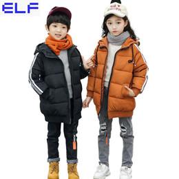 abrigo de chaleco de algodón para niños Rebajas Chaleco de los niños niños niñas chaleco de invierno de Corea niños abajo algodón otoño abrigo bebé niño cálido algodón top sin mangas chaqueta