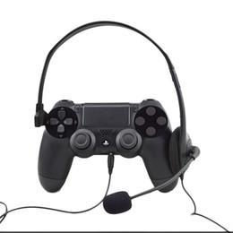 1pc Over-ear Проводные наушники для наушников для наушников для ПК для видеоигр для Playstation PS4 с VOL Оптовые горячие новые cheap hot new headphones от Поставщики новые горячие наушники