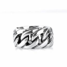 Wholesale ring spots - 2018 men's personality single ancient silver Mesh ring retro spot mesh ring wholesale free shipping custom