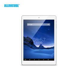 Tablette pc 7,85 zoll online-ALLDOCUBE iplay8 7,85 Zoll MTK MT8163 Viererkabelkern 1024 * 768 IPS Android6.0 1 GB 16 GB Tablet PC Dual Wifi 2.4G / 5G Micro HDMI GPS Neu