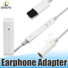 разъем для наушников bluetooth Скидка Наушники адаптер Lightnin до 3,5 мм AUX кабель аудио разъем с контроллером Bluetooth адаптер для наушников для iPhone 7 8 X iOS 10.3