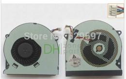 Wholesale Cool Cases For Laptop - Laptop cpu cooling fan for ASUS G55 G75 G75V G75VW G75VX Series KSB06105HB-BK2H KSB06105HB BK2H 13GN2V10P180-1