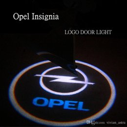VOITURE LED ghost shadow light logo de la voiture porte projecteur pour Opel Insignia ? partir de fabricateur