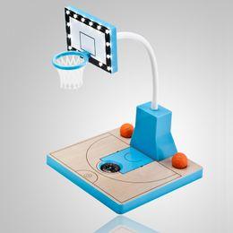 Wholesale Mini Court - Usb Gadget Novelty Table lamp For Gift Mini Flexible office gadgets 14 LEDs USB light Basketball court Table Lamp