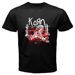 Nouveau KORN * Eyes See Blind Alternative Rock Band Tee shirt Homme noir taille S à 3XL ? partir de fabricateur