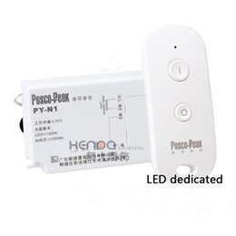 Wholesale smart ceiling lighting - Mobile Wireless Remote Control Switch 220V Ceiling Lighting Remote Control 1 Way Smart Home Remote Control
