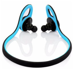 Wholesale Gym Headphones Wholesale - Bluetooth Wireless Sports Sereo Headset Headphone HV600 Handsfree Sweatproof For iphone Samsung Xiaomi sport GYM phone MP3
