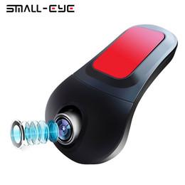 Wholesale Video Camera Smallest Dvr - SMALL-EYE Car DVR Registrator Dash Camera Cam Digital Video Recorder Camcorder 1080P Night Vision Novatek 96655 IMX 322 WiFi