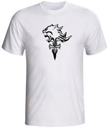 final fantasy 8 shirt griever lions coeur jeu vidéo anime ? partir de fabricateur