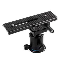 2019 schienenschieber für dslr Fotomate 2 Wege Makroaufnahme Fokusschiene Slider Stativkopf LP-01 für Canon Nikon Kamera DSLR rabatt schienenschieber für dslr