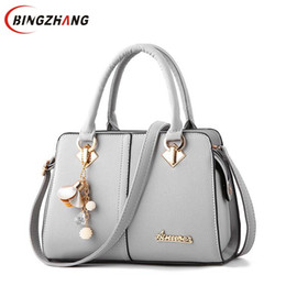 Wholesale Purse Ornaments - brand women hardware ornaments solid totes handbag high quality lady party purse casual crossbody messenger shoulder bag L4-3296