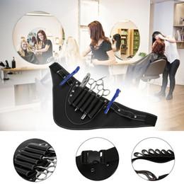 Argentina Kit de herramientas para el cabello Funda para la peluquería Paquete de herramientas para el cabello Paquete de bolsas para la cintura Cinturón de herramientas para el bolsillo de la cintura del electricista Bolsa para bolsas Estuche para trabajo al aire libre Suministro