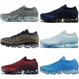 New Vapormax Men Running Shoes For Mens Sneakers Women Fashion Athletic  Sport Trainers Shoe Hot Corss Hiking Jogging Walking Outdoor Shoe 436c81713