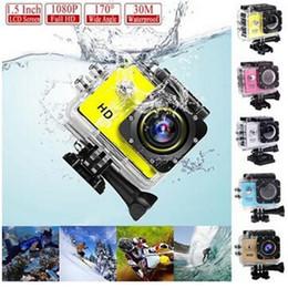 2019 sjcam hd dv Ação Sprot Câmera SJ4000 1080 P Full HD Câmera Digital 2 Polegada Tela Sob Gravação À Prova D 'Água 30 M DV Mini Câmera de Vídeo Foto