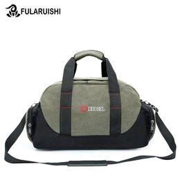 d7546f8ec85e Fularuishi 2018 Brand Travel Bag Embroidery Letter Fashion Street Large  Capacity Men Women Luggage Travel Duffle Bags