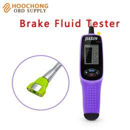 Wholesale brake fluid tester - Jiaxun 3451L brake fluid tester digital brake fluid inspection tester with LED lights and large screen display