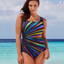 786432960b8 2017 Large Size Swimsuit Plus Size Swim Wear Woman Big Cup Colorful Bathing  Suit Sexy Monokini XXXL Plus One-Piece Swimsuit