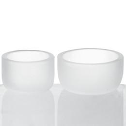 Wholesale Sand Abrasives - Quartz bowl 20mm   25mm   26mm Abrasive sand bowl to fit 25mm  30mm 32mm bowl dia quartz banger nails DHL wholesale