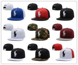 curve print Promo Codes - Cheap 2018 New Style polose Curved visor Casquette baseball Cap women gorras Bear dad polo hats for men hip hop Snapback Caps High quality