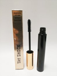 Wholesale best lengthening mascara - Top Quality with best price ! luxury Brand Y5l 8.2ml The Shock Mascara Full Size Cruling and Lengthening fast free ship