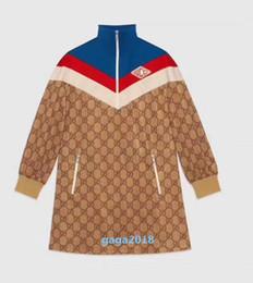 Wholesale crocheted coat - 2018 new styles technical jersey dress wool silk Multicolor Viscose Women Knitted shirt coat jacket outwear shirt sport wear long shirts