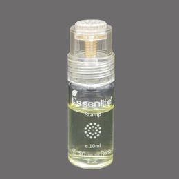 2019 equipamento derma rolling Agulha Hidra Ouro 24 K Derma Stamp 20 Pinos Microneedle Essenlite carimbo Com CE Médico E ISO13485 Certificação