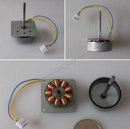 denso conectores Desconto Freeshipping 2 pçs / lote 3 V-24 v 12 v mini gerador trifásico alternador turbinas eólicas gerador de mão din 5 v 9 v 19 v