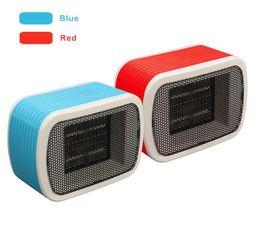 PTC Keramik Raum Mini Stereo Heizungen Elektrische 220 V 500 Watt Warme Winter Mini desktop Heizlüfter Gezwungen Home Applicance von Fabrikanten