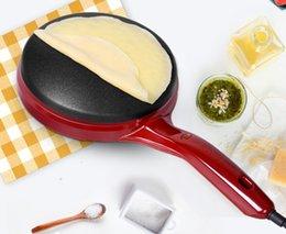 Wholesale Mini Pancakes Pan - BC-11 electric pancake machine mini pancake maker spring roll pastry sheet machine home pancake pan home pita bread machine LLFA